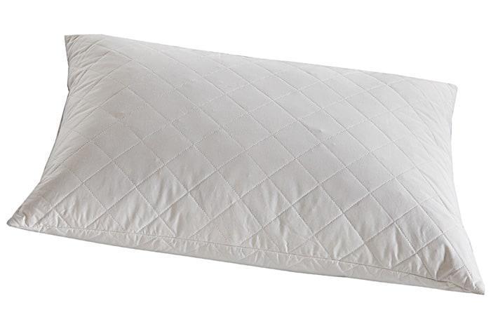 Lino Home Μαξιλάρι Ύπνου Καπιτονε 50x70 White
